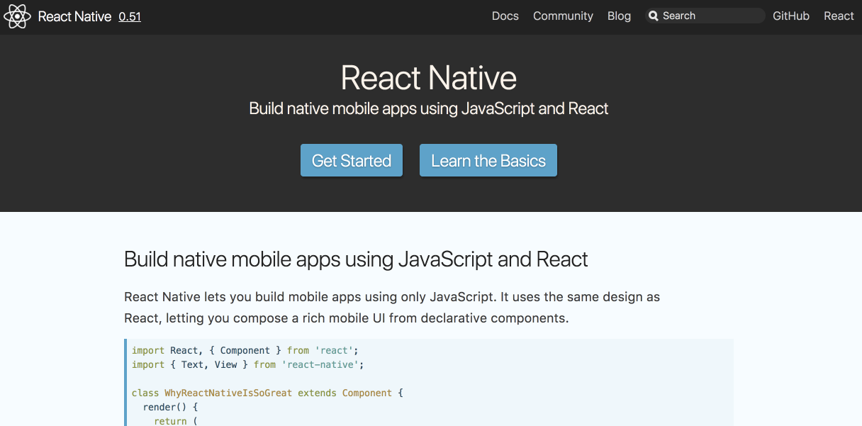 Resources you should consider when learning React Native • matwrites com